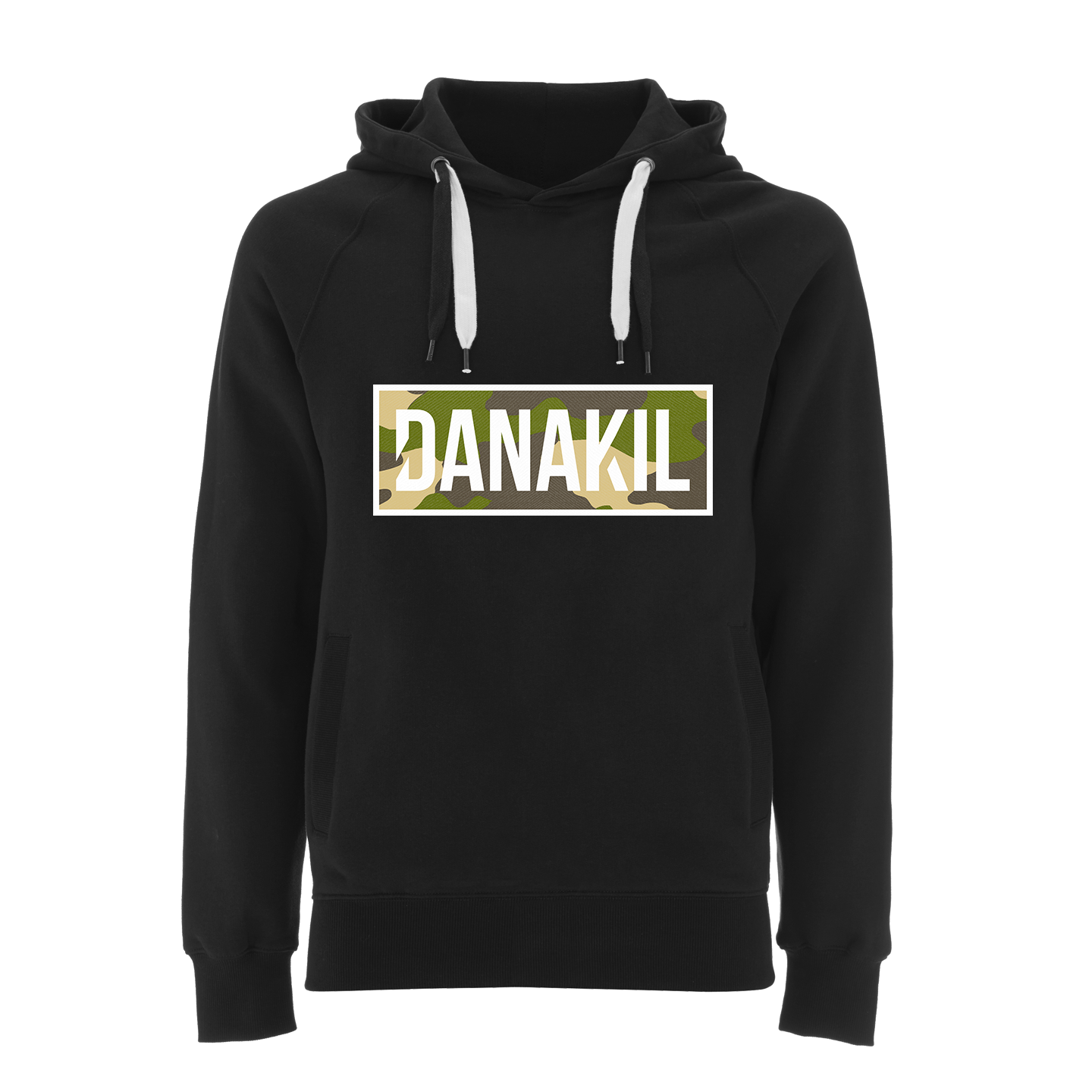 Sweat Shirt – Danakil Camouflage (Gris ou Noir) – BacoShop